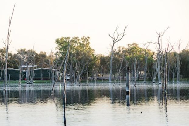 boshack outback lake