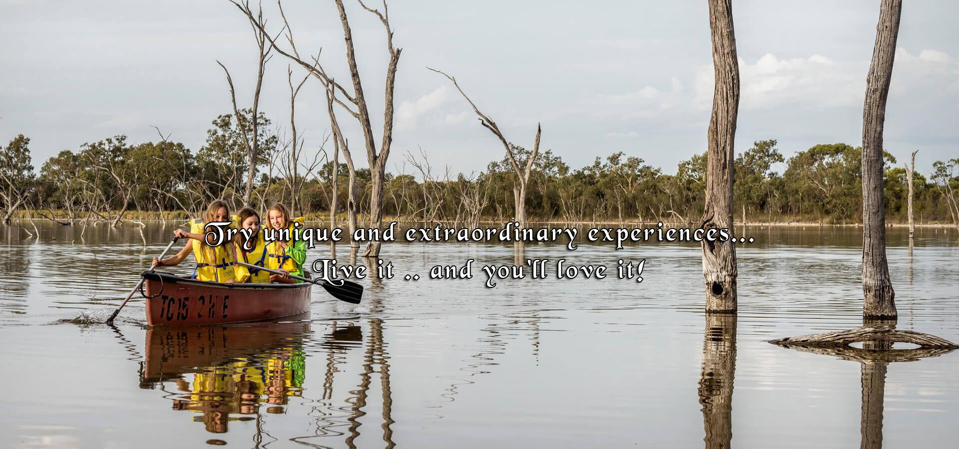 Extraordinary experiences at Boshack Outback