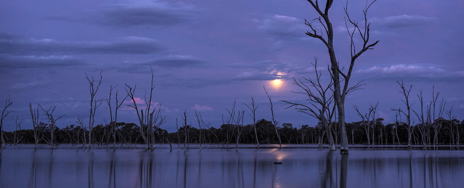 Boshack Lake