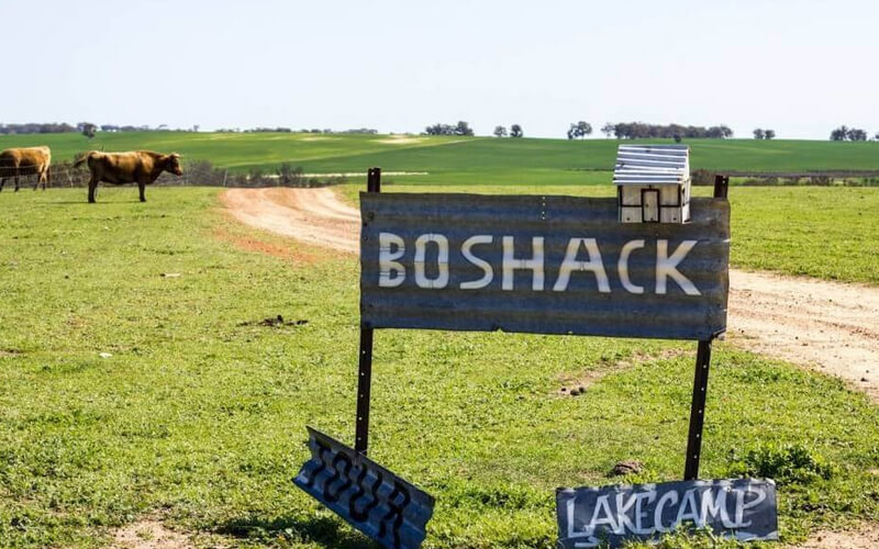 About Boshack Outback