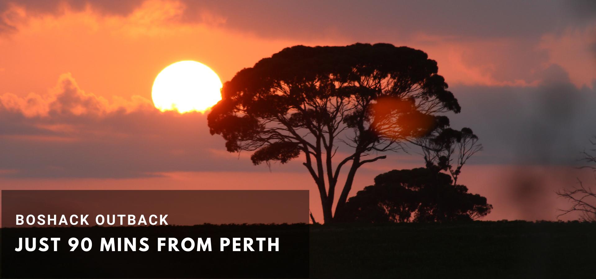 Extraordinary experiences at Boshack Outback